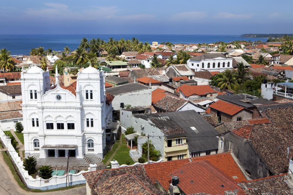 Культурное наследие Шри Ланки